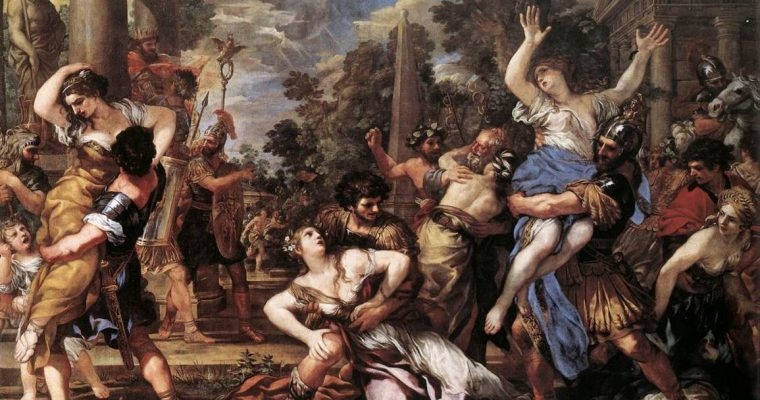 Was Romulus the first king of Rome?