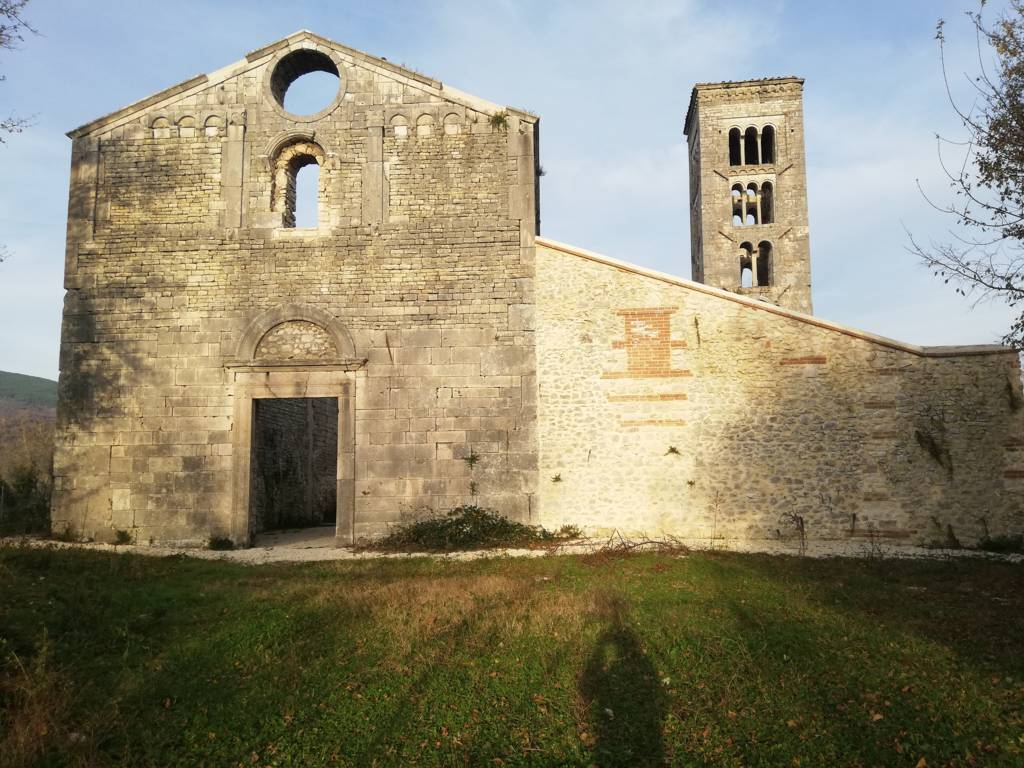 The Abbandoned Abbey of Santa Maria del Piano